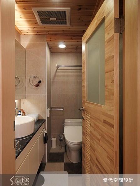 20坪老屋(16~30年)_休閒風浴室案例圖片_當代空間有限公司_當代_10之12