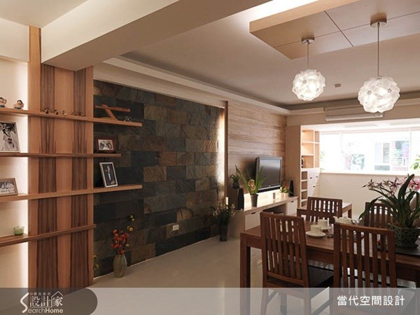20坪老屋(16~30年)_休閒風餐廳案例圖片_當代空間有限公司_當代_10之5