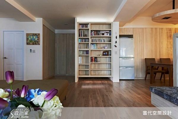31坪新成屋(5年以下)_北歐風客廳案例圖片_當代空間有限公司_當代_15之2