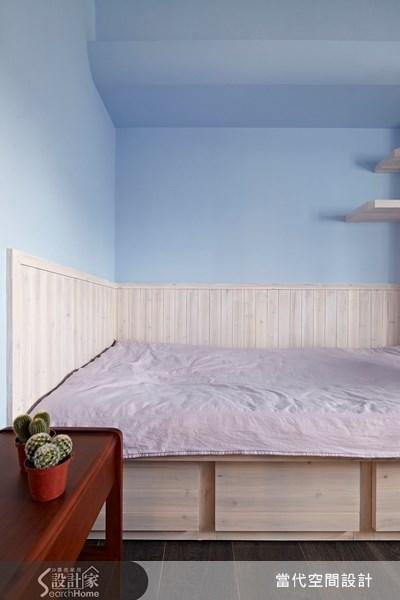 22坪中古屋(5~15年)_混搭風臥室案例圖片_當代空間有限公司_當代_16之16
