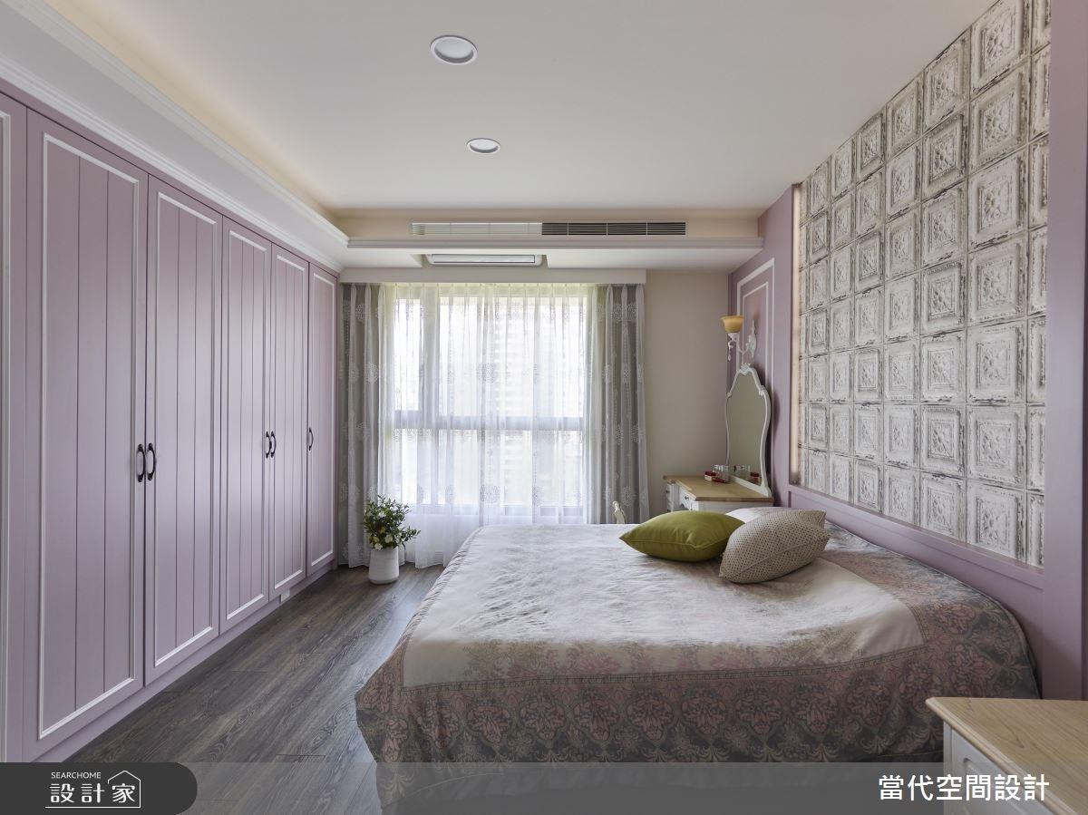 35坪新成屋(5年以下)_鄉村風臥室案例圖片_當代空間有限公司_當代_23之14