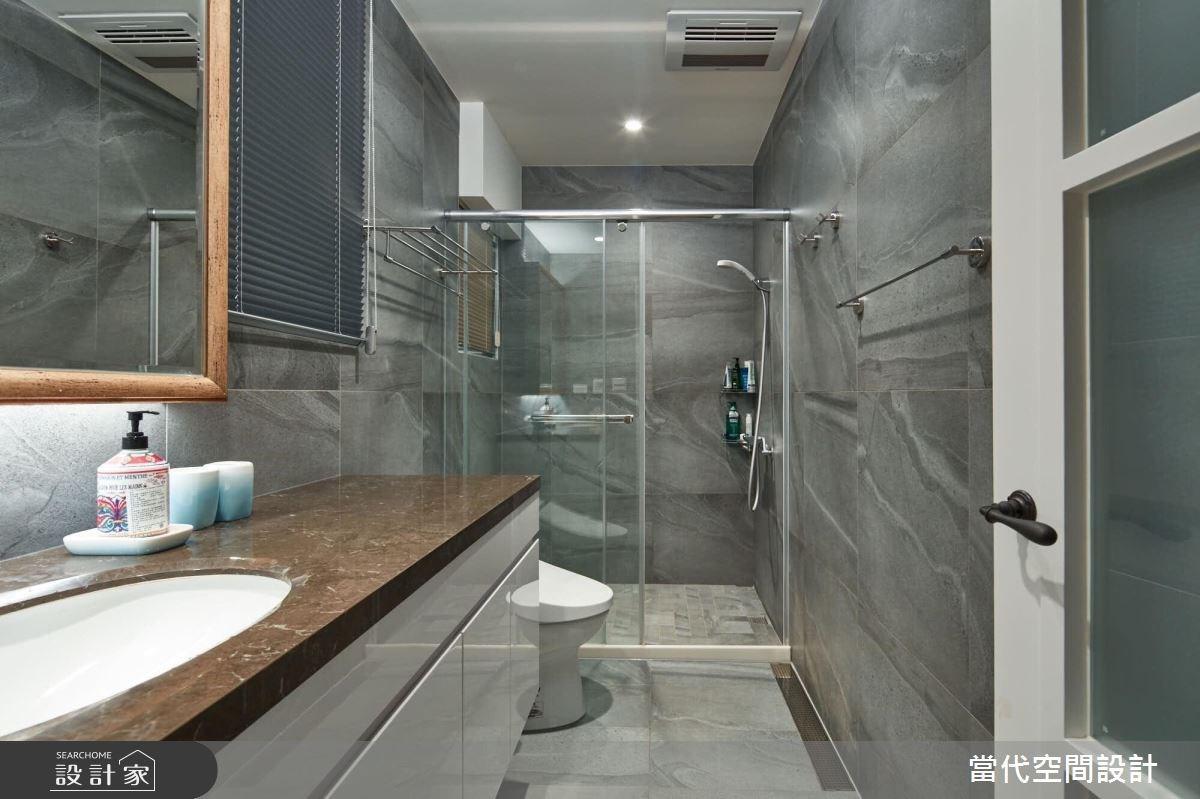 38坪中古屋(5~15年)_美式風浴室案例圖片_當代空間有限公司_當代_25之9