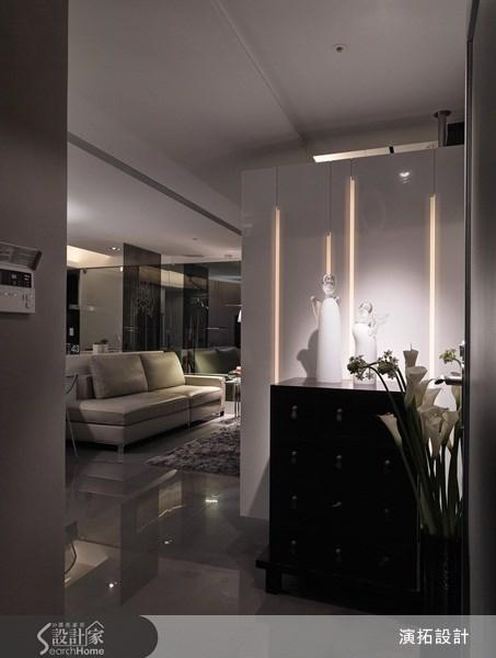 34坪老屋(16~30年)_現代風玄關案例圖片_演拓空間室內設計_演拓_47之1