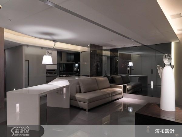 34坪老屋(16~30年)_現代風客廳案例圖片_演拓空間室內設計_演拓_47之3