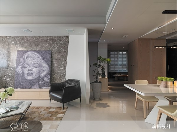 新成屋(5年以下)_現代風客廳案例圖片_演拓空間室內設計_演拓_51之3