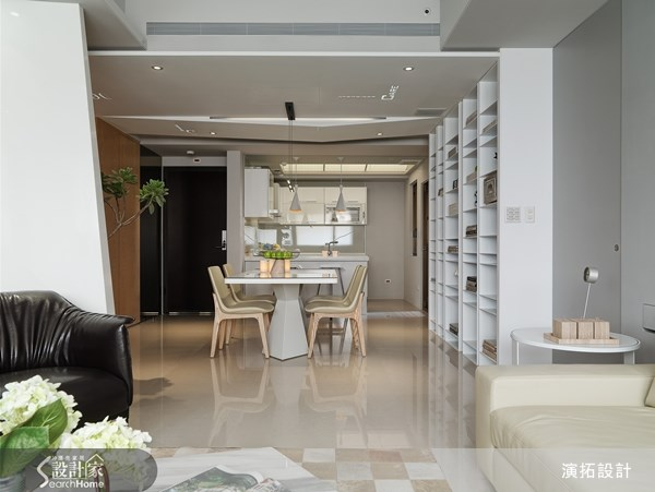 新成屋(5年以下)_現代風客廳案例圖片_演拓空間室內設計_演拓_51之4