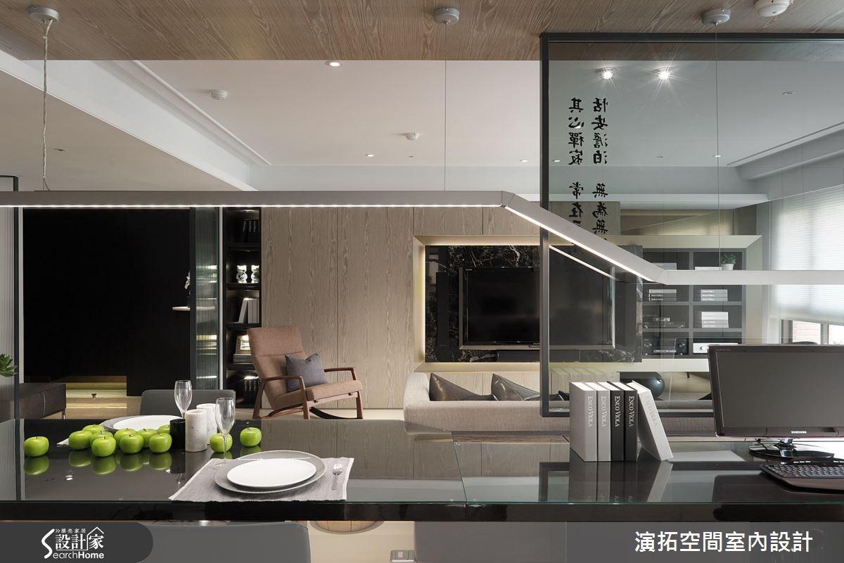 32坪新成屋(5年以下)_現代風書房案例圖片_演拓空間室內設計_演拓_58之11