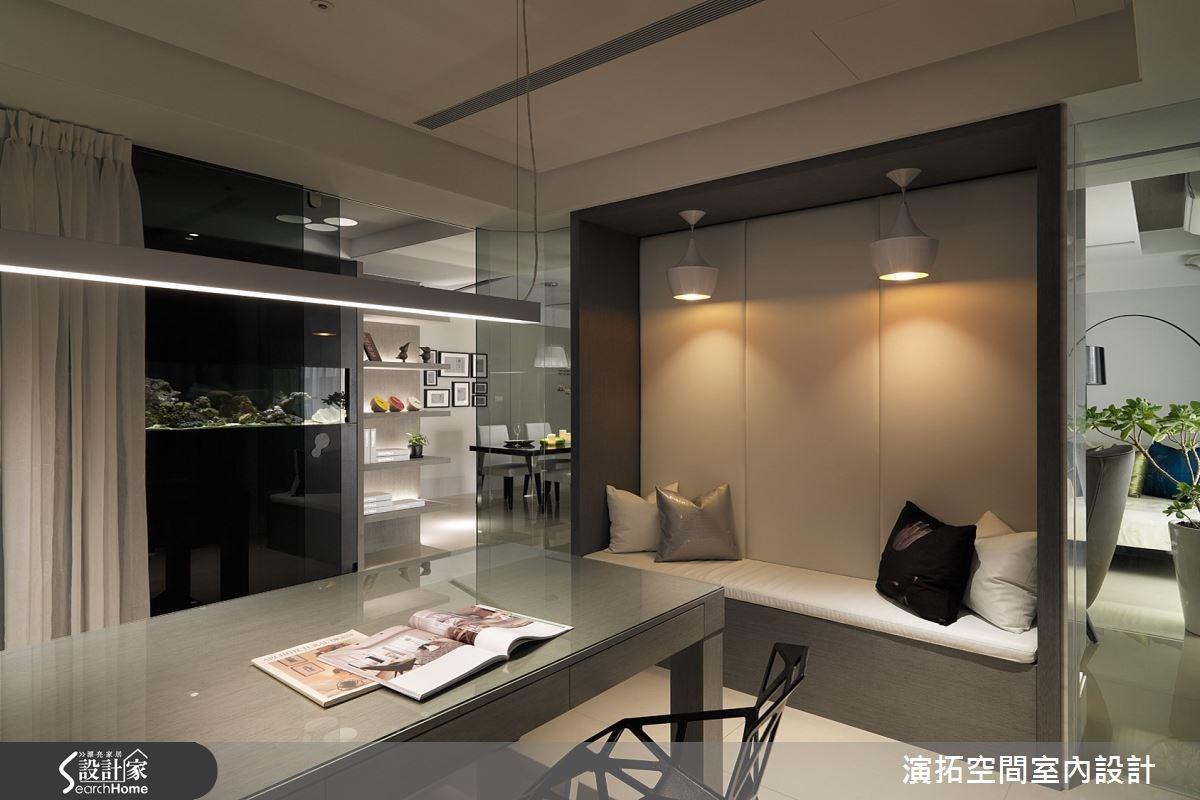 52坪新成屋(5年以下)_現代風餐廳案例圖片_演拓空間室內設計_演拓_60之2