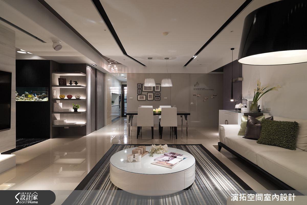52坪新成屋(5年以下)_現代風客廳案例圖片_演拓空間室內設計_演拓_60之6