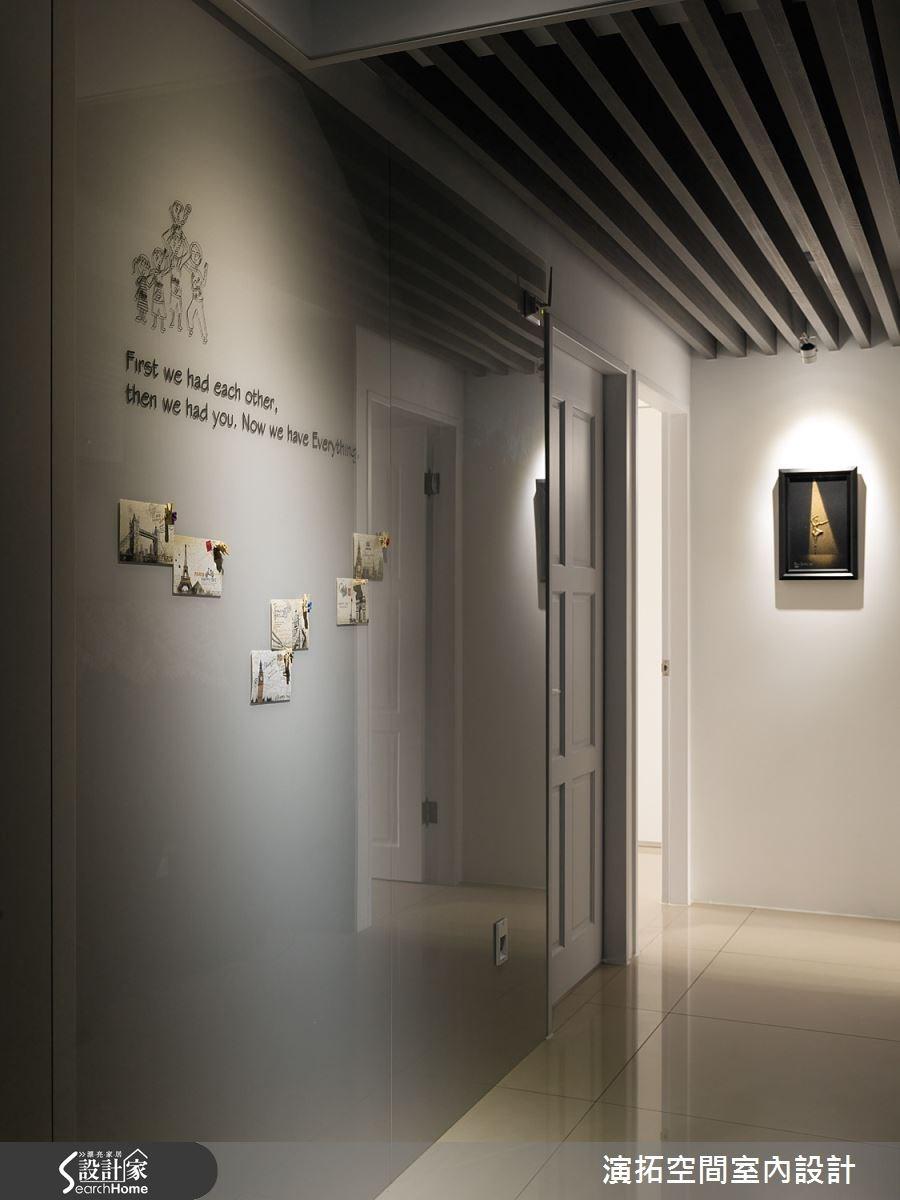 52坪新成屋(5年以下)_現代風玄關案例圖片_演拓空間室內設計_演拓_60之9