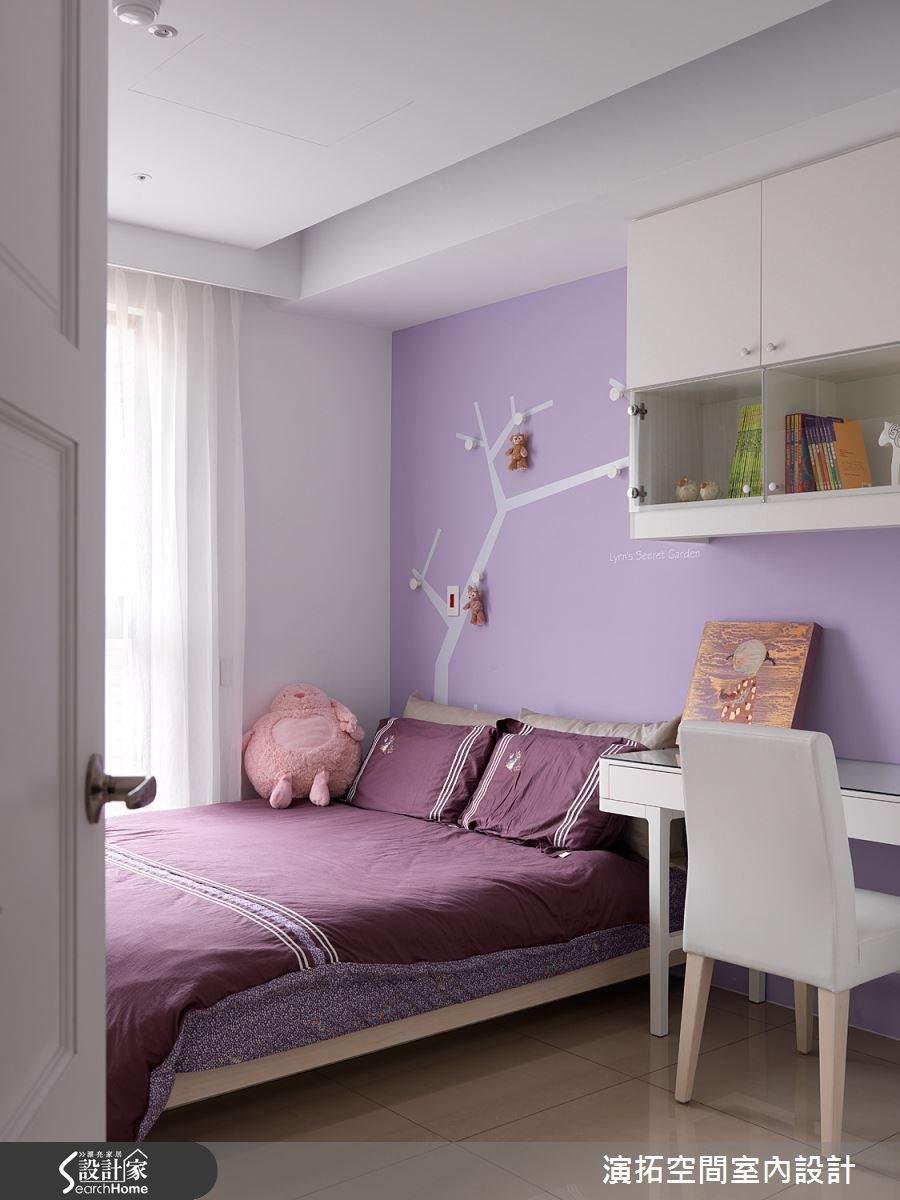 52坪新成屋(5年以下)_現代風兒童房兒童房案例圖片_演拓空間室內設計_演拓_60之12