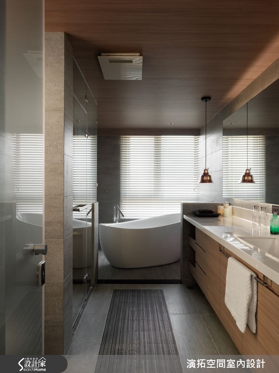 65坪新成屋(5年以下)_現代風浴室案例圖片_演拓空間室內設計_演拓_66之33