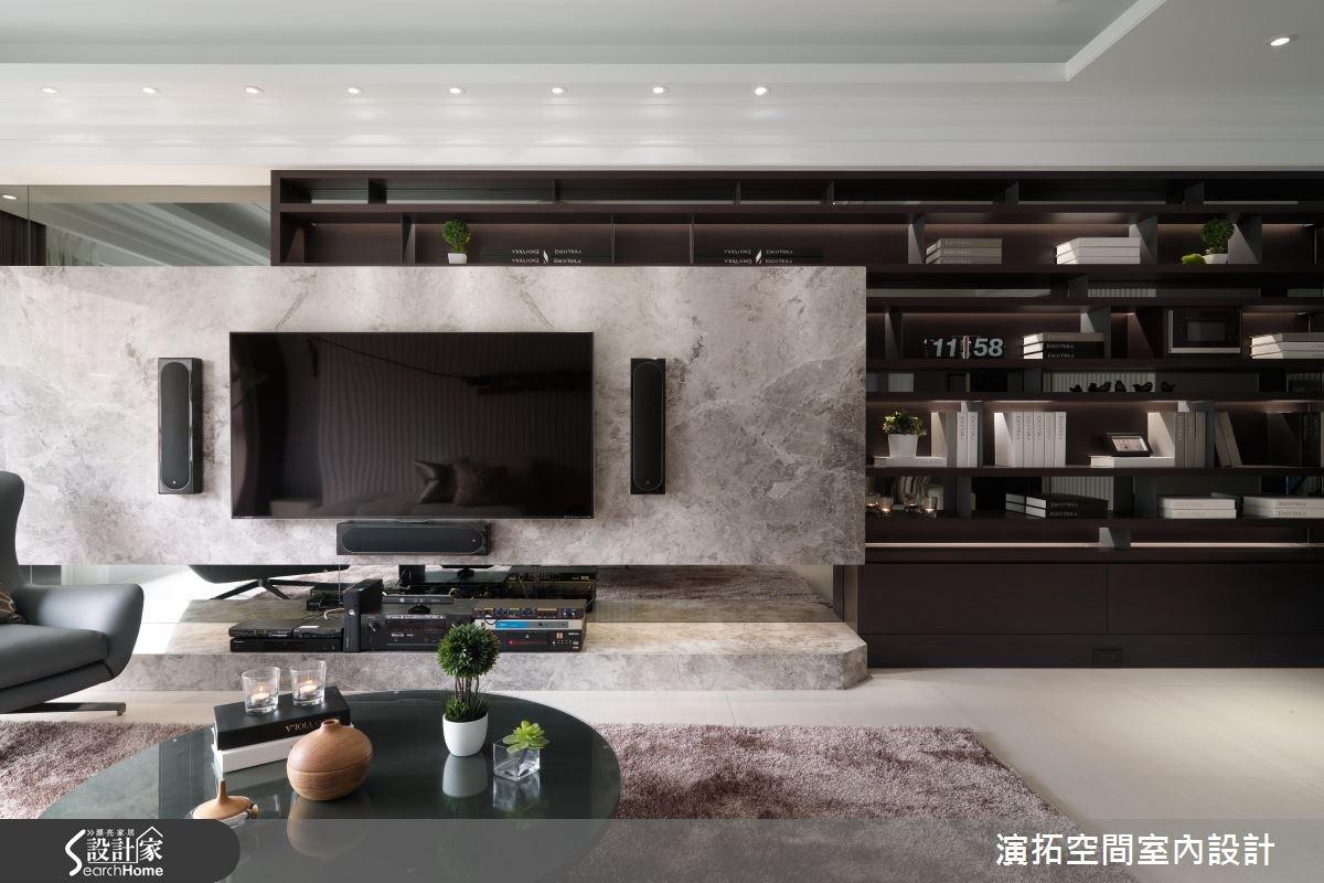 35坪新成屋(5年以下)_現代風案例圖片_演拓空間室內設計_演拓_67之3