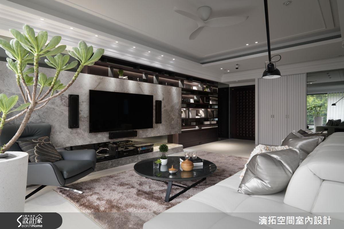 35坪新成屋(5年以下)_現代風案例圖片_演拓空間室內設計_演拓_67之4