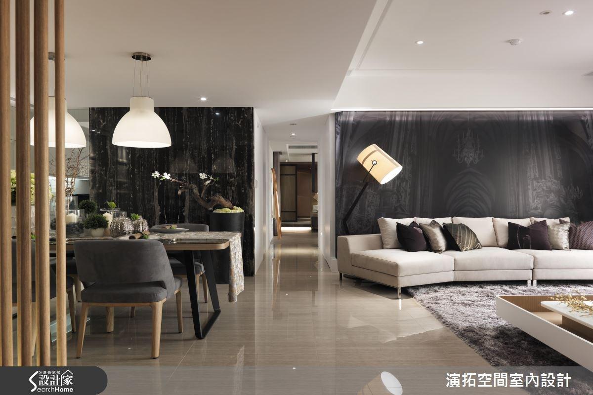 42坪新成屋(5年以下)_奢華風案例圖片_演拓空間室內設計_演拓_68之2