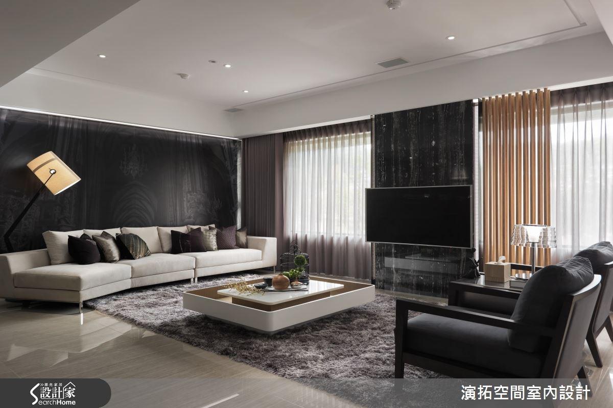 42坪新成屋(5年以下)_奢華風案例圖片_演拓空間室內設計_演拓_68之4