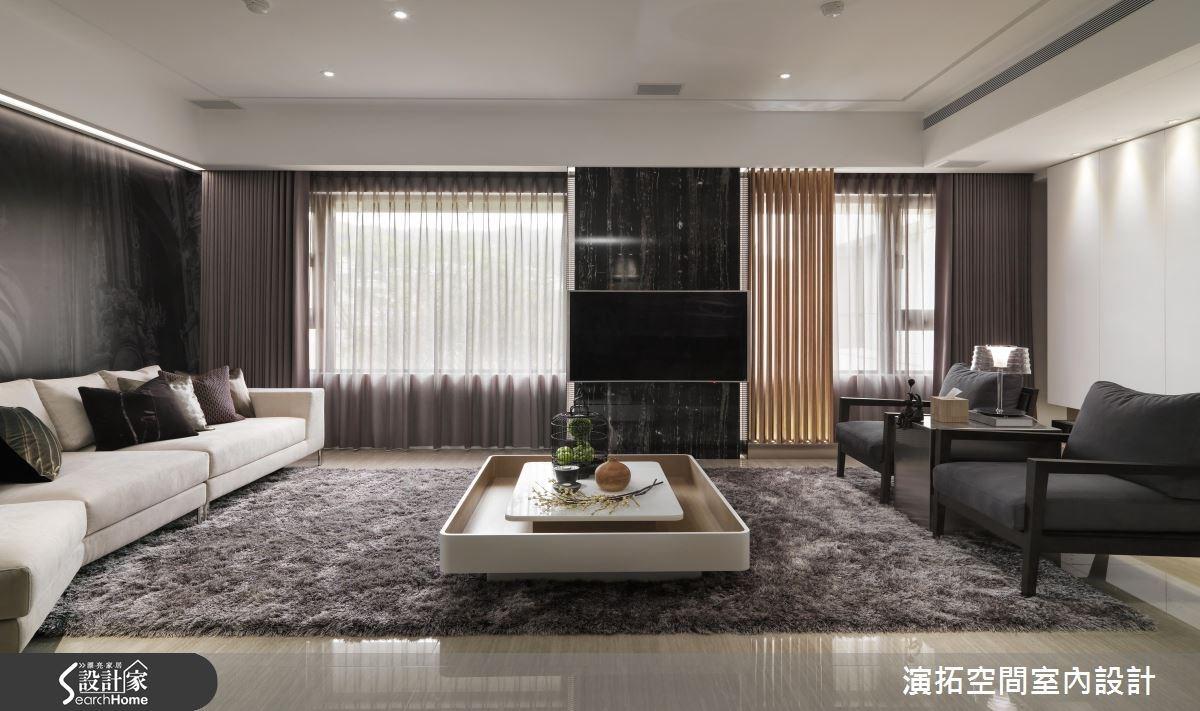 42坪新成屋(5年以下)_奢華風案例圖片_演拓空間室內設計_演拓_68之6