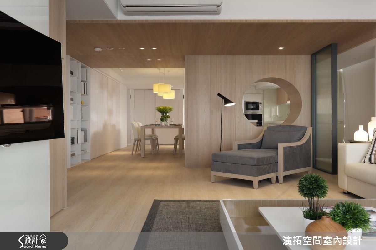 43坪老屋(16~30年)_休閒風客廳案例圖片_演拓空間室內設計_演拓_70之2