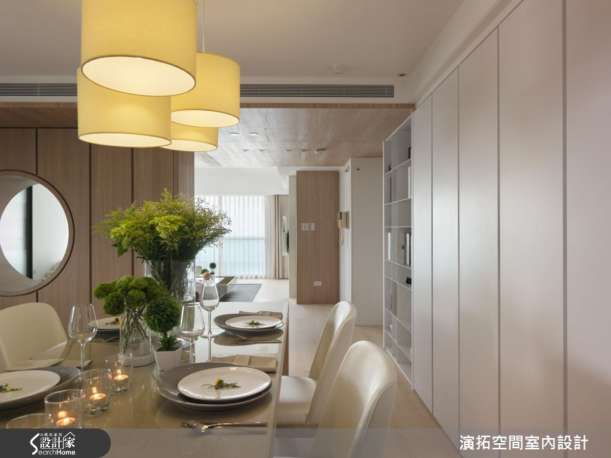 43坪老屋(16~30年)_休閒風餐廳案例圖片_演拓空間室內設計_演拓_70之10