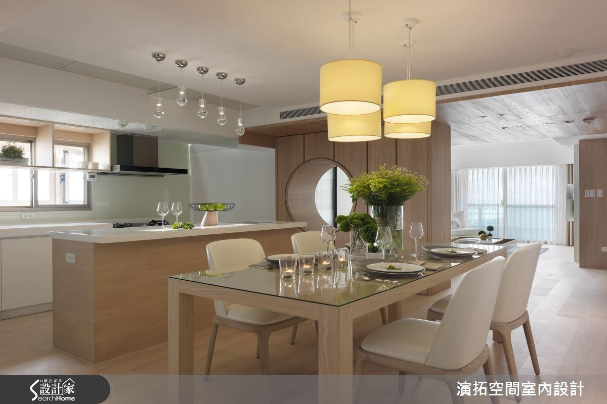 43坪老屋(16~30年)_休閒風餐廳案例圖片_演拓空間室內設計_演拓_70之12