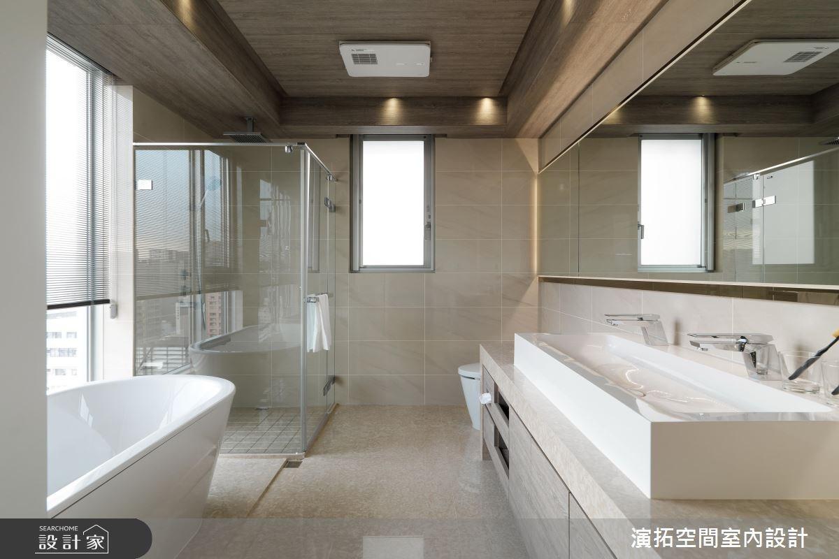 50坪新成屋(5年以下)_奢華風浴室案例圖片_演拓空間室內設計_演拓_75之20