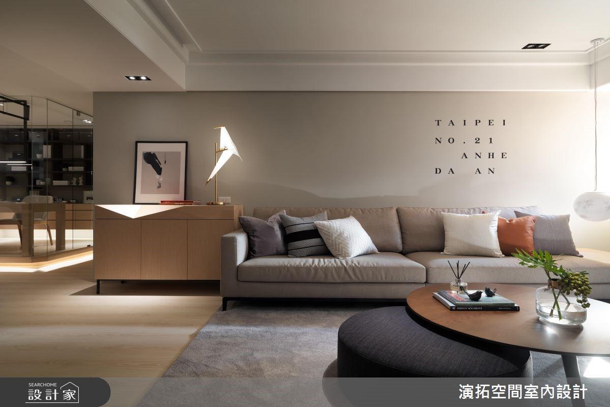 35坪老屋(16~30年)_簡約風客廳案例圖片_演拓空間室內設計_演拓_85之5