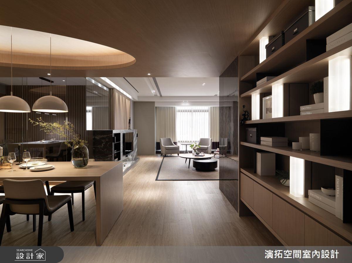 62坪新成屋(5年以下)_現代風走廊案例圖片_演拓空間室內設計_演拓_87之2