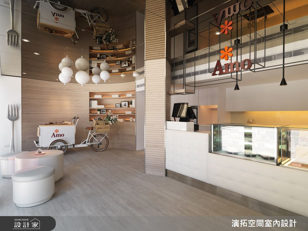 14坪老屋(16~30年)_現代風商業空間案例圖片_演拓空間室內設計_演拓_89之2