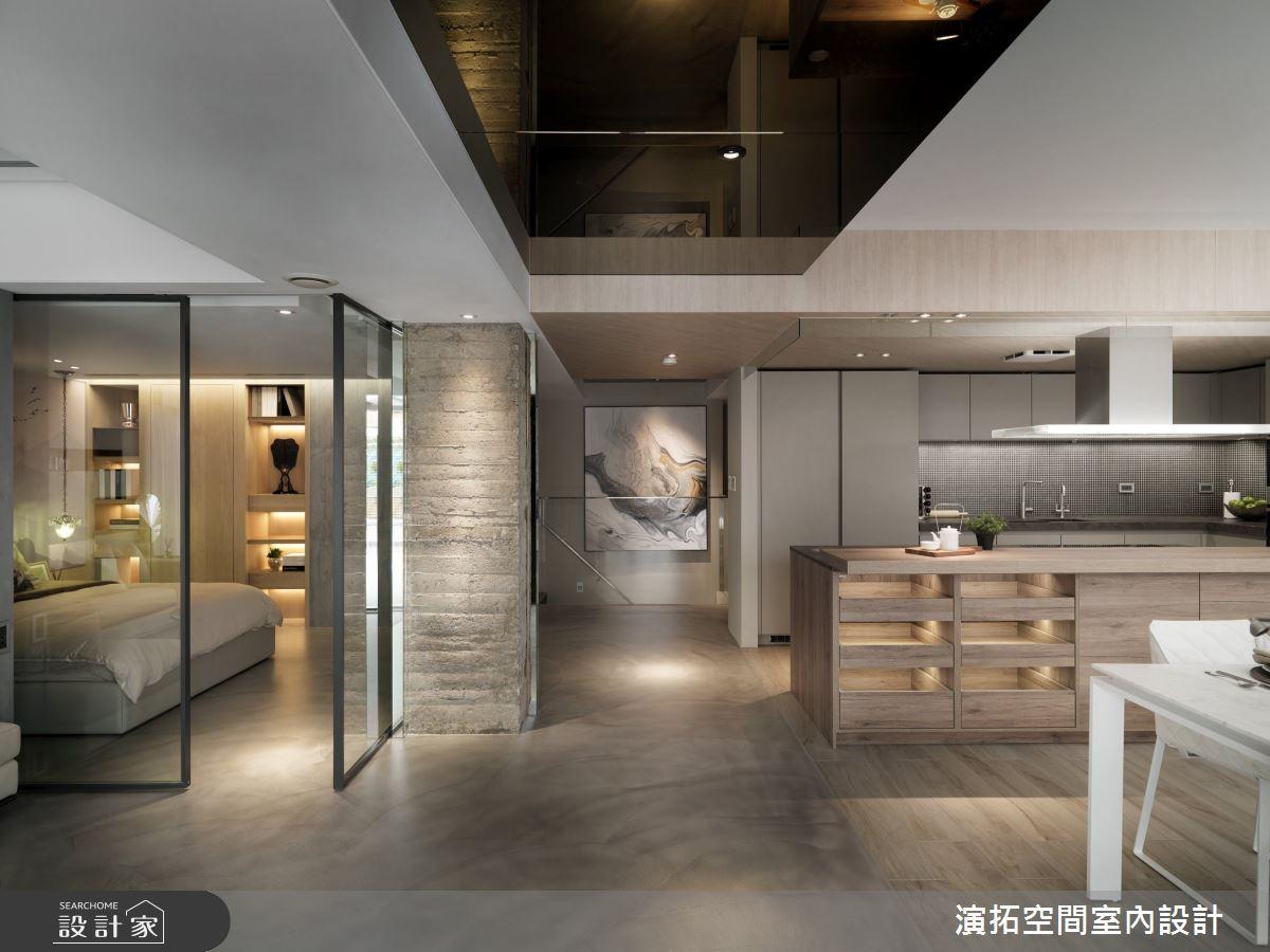 66坪老屋(16~30年)_現代風案例圖片_演拓空間室內設計_演拓_91之9