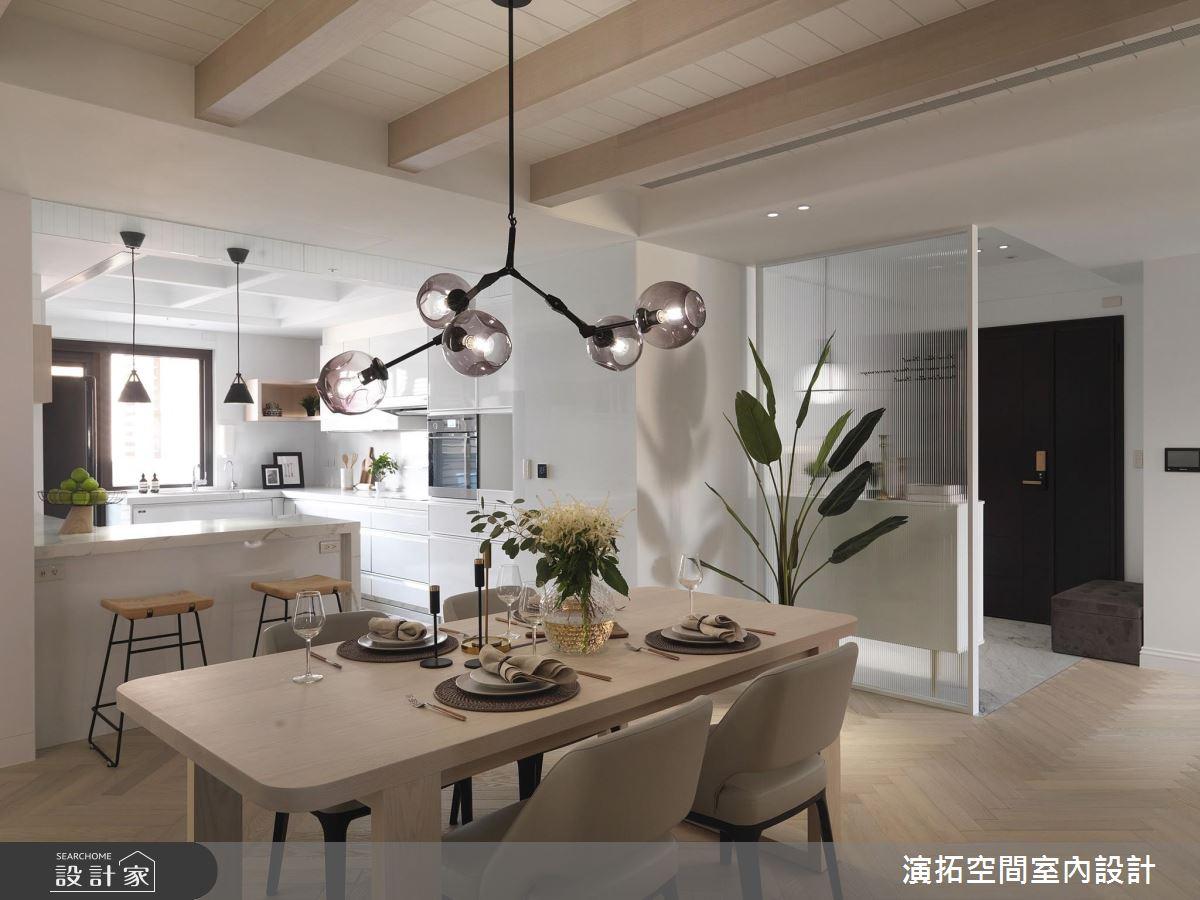 53坪新成屋(5年以下)_美式風案例圖片_演拓空間室內設計_演拓_93之4