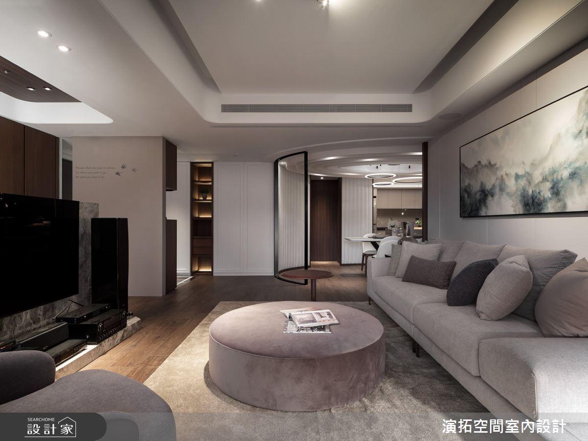 45坪中古屋(5~15年)_現代風案例圖片_演拓空間室內設計_演拓_96之2