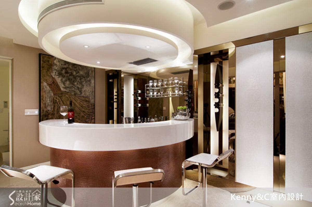 70坪預售屋_奢華風案例圖片_Kenny&C室內設計_Kenny&C_10之4
