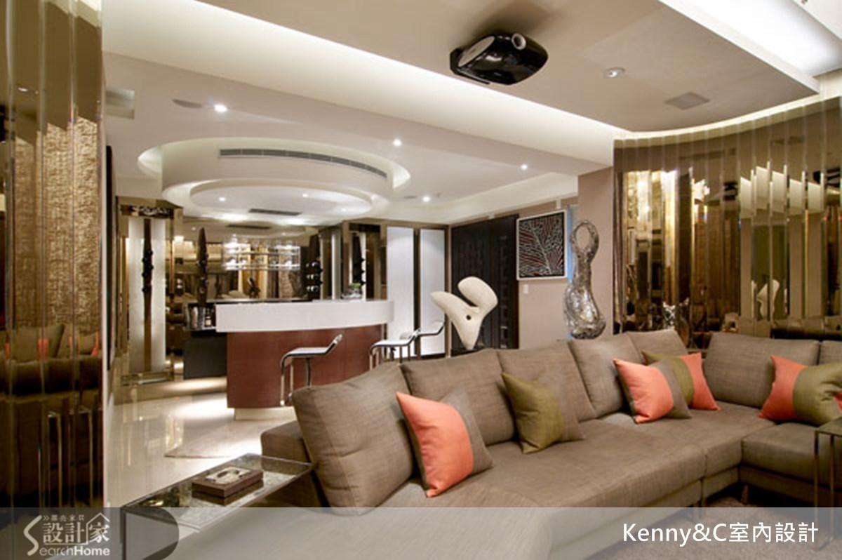 70坪預售屋_奢華風案例圖片_Kenny&C室內設計_Kenny&C_10之3