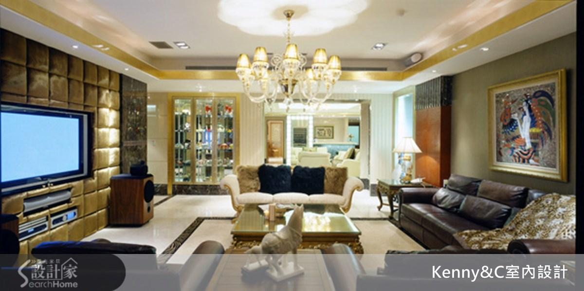 70坪預售屋_奢華風案例圖片_Kenny&C室內設計_Kenny&C_13之2