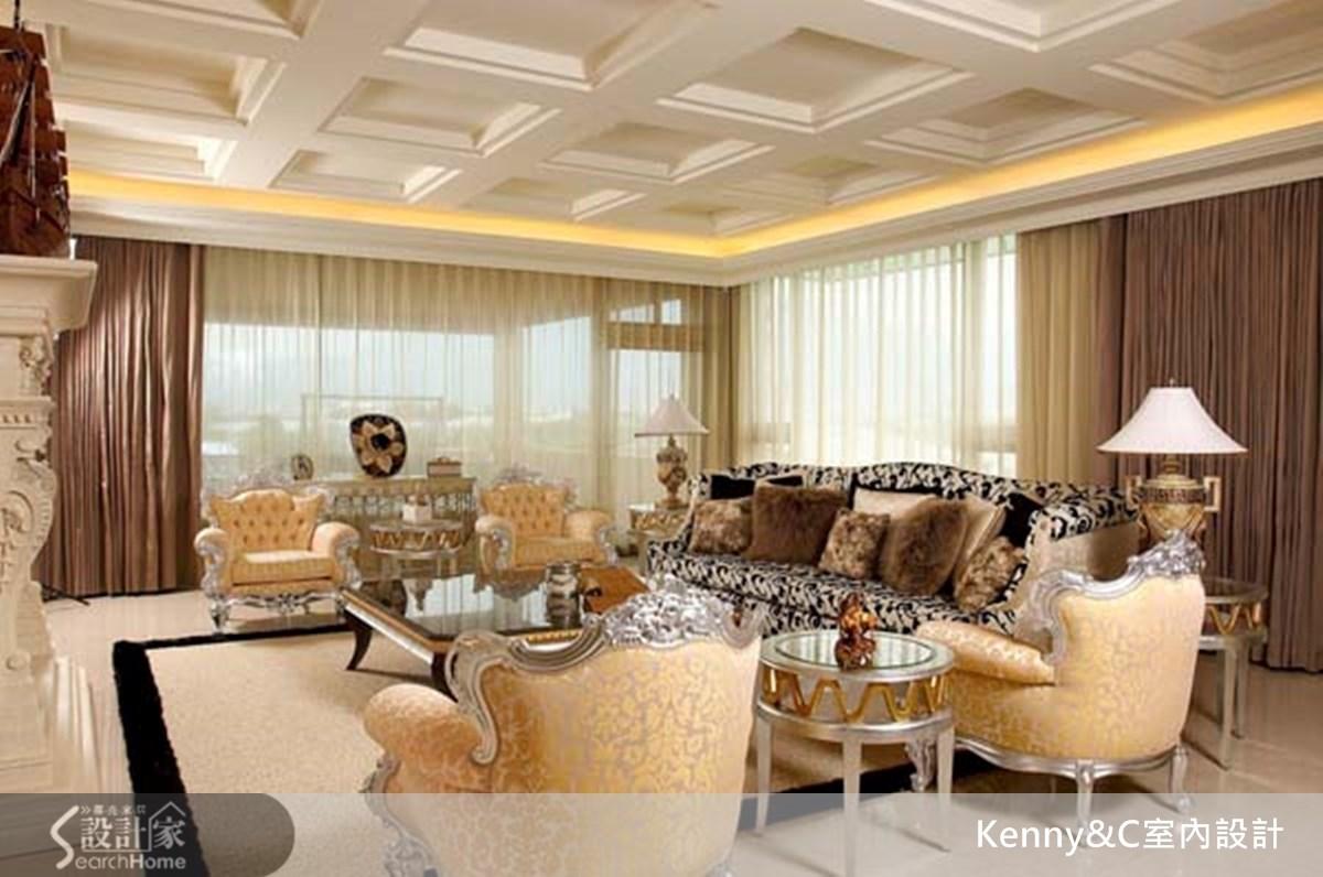 70坪老屋(16~30年)_新古典案例圖片_Kenny&C室內設計_Kenny&C_14之1