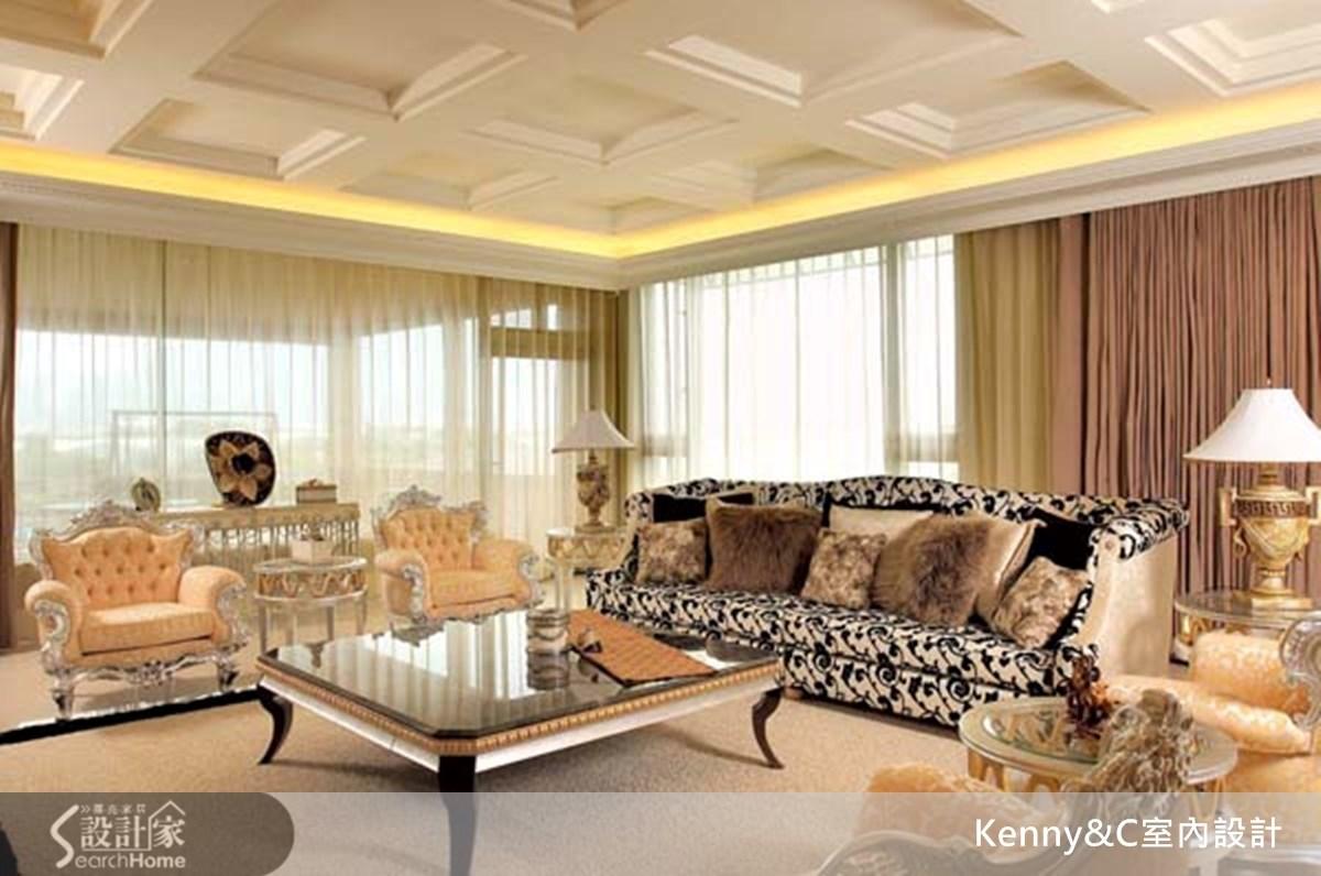 70坪老屋(16~30年)_新古典案例圖片_Kenny&C室內設計_Kenny&C_14之2