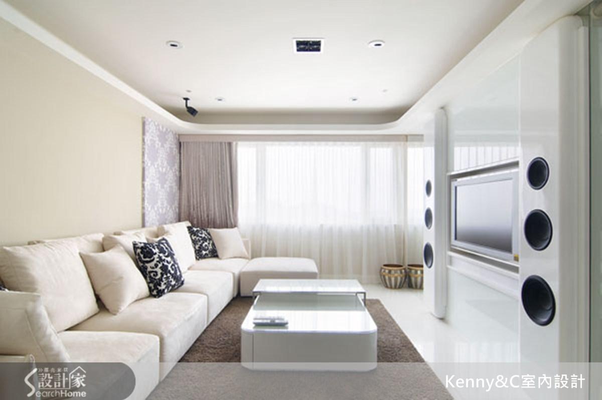 30坪中古屋(5~15年)_現代風案例圖片_Kenny&C室內設計_Kenny&C_16之1