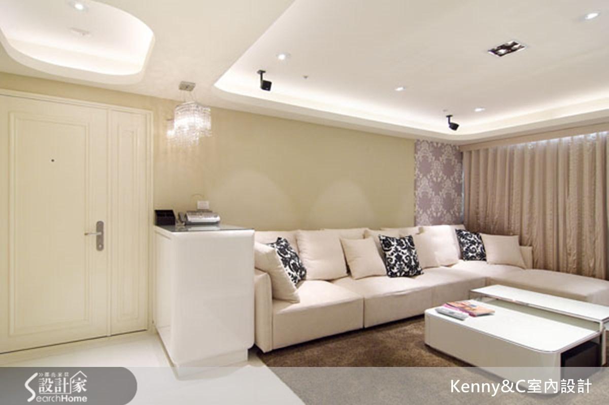 30坪中古屋(5~15年)_現代風案例圖片_Kenny&C室內設計_Kenny&C_16之3