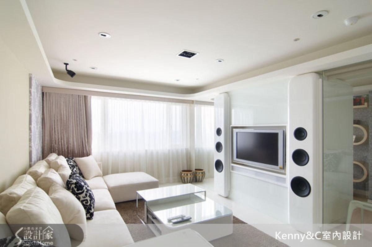 30坪中古屋(5~15年)_現代風案例圖片_Kenny&C室內設計_Kenny&C_16之2