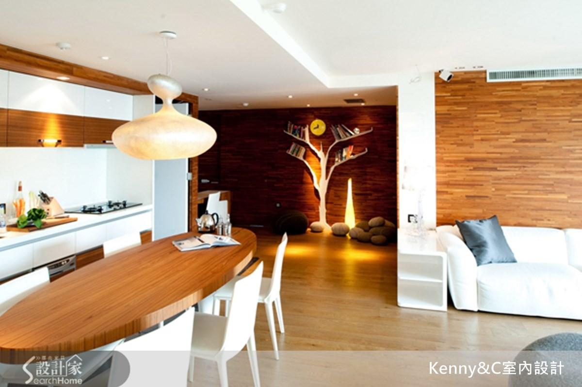 50坪中古屋(5~15年)_簡約風案例圖片_Kenny&C室內設計_Kenny&C_17之2