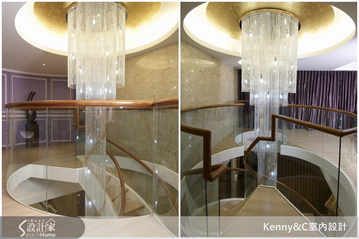 70坪老屋(16~30年)_奢華風案例圖片_Kenny&C室內設計_Kenny&C_19之7