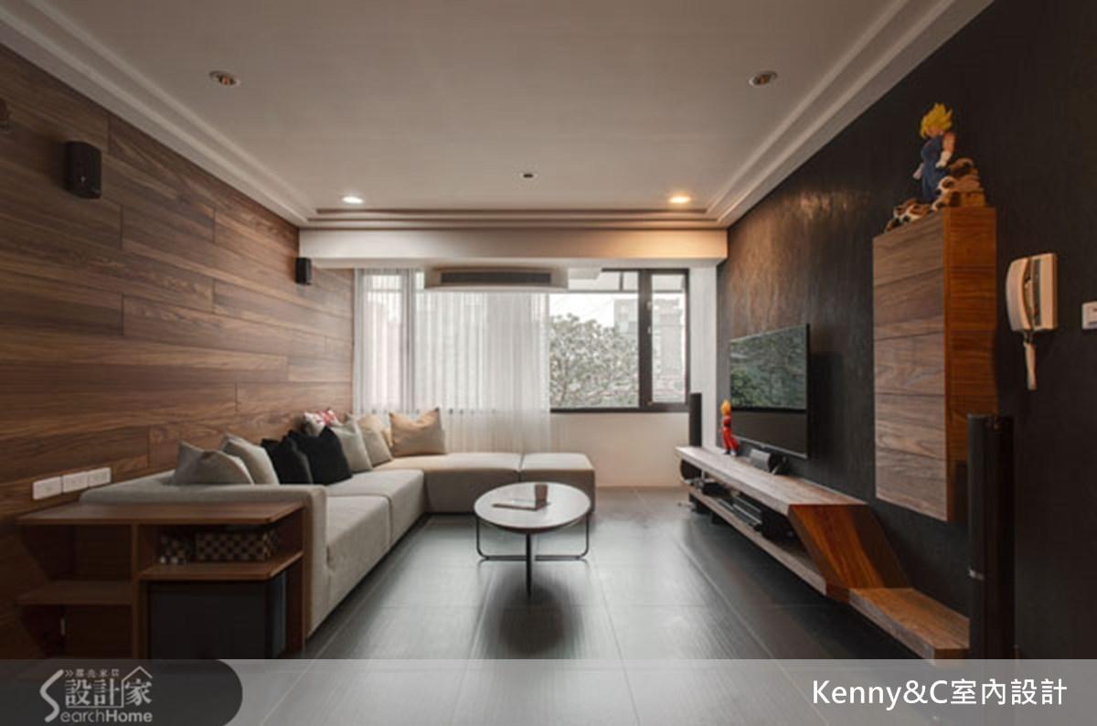 30坪老屋(16~30年)_簡約風案例圖片_Kenny&C室內設計_Kenny&C_20之1