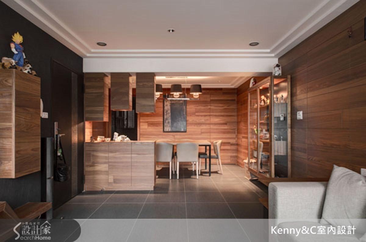 30坪老屋(16~30年)_簡約風案例圖片_Kenny&C室內設計_Kenny&C_20之3