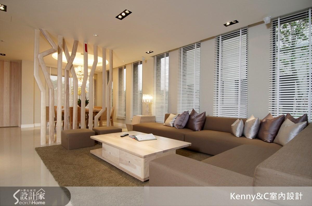 70坪預售屋_現代風案例圖片_Kenny&C室內設計_Kenny&C_21之2