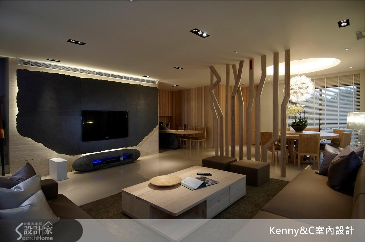 70坪預售屋_現代風案例圖片_Kenny&C室內設計_Kenny&C_21之1