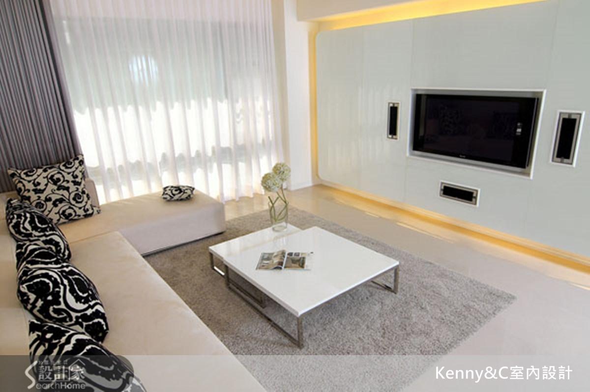 30坪預售屋_現代風案例圖片_Kenny&C室內設計_Kenny&C_22之2