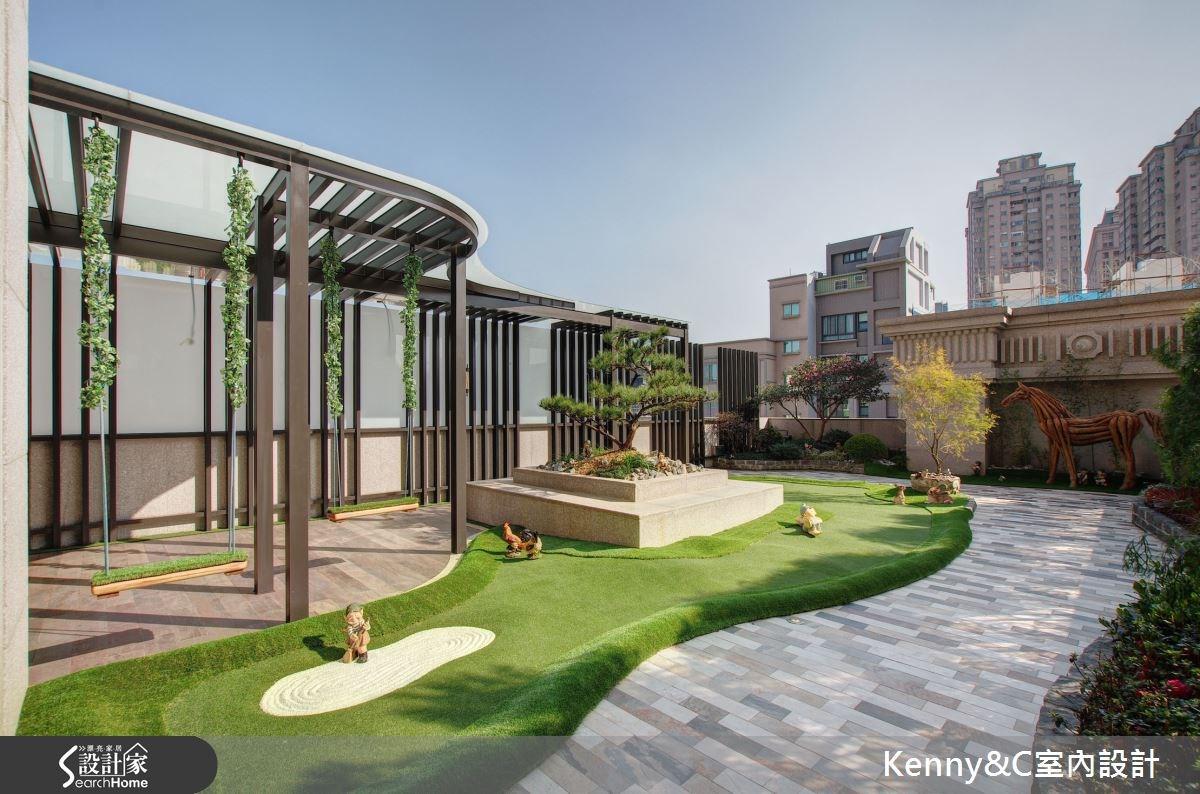 76坪新成屋(5年以下)_案例圖片_Kenny&C室內設計_Kenny&C_25之1