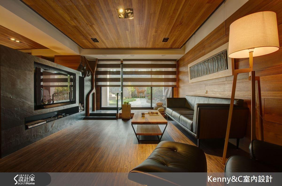 76坪新成屋(5年以下)_案例圖片_Kenny&C室內設計_Kenny&C_25之2