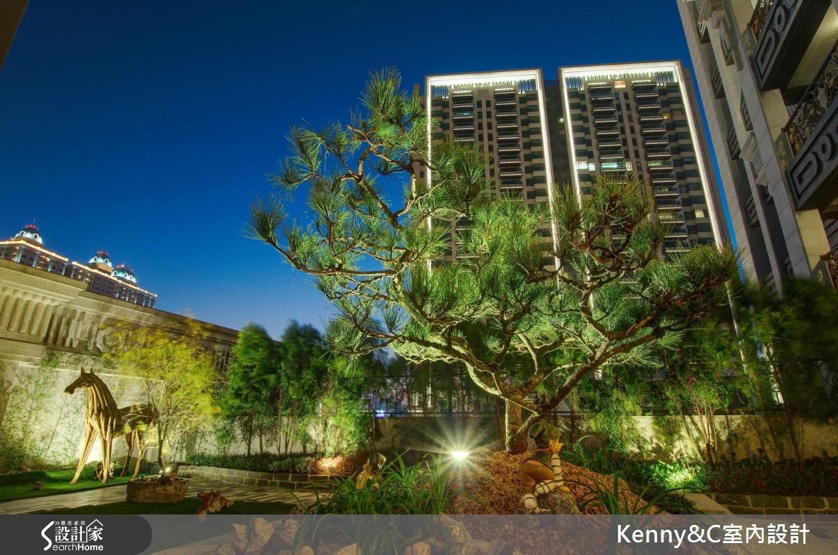 76坪新成屋(5年以下)_案例圖片_Kenny&C室內設計_Kenny&C_25之15