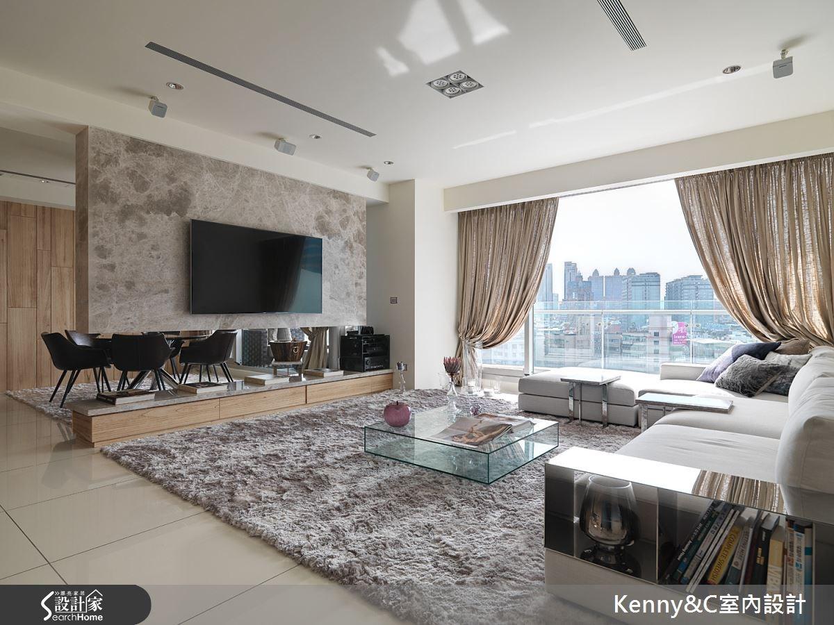 50坪新成屋(5年以下)_現代風案例圖片_Kenny&C室內設計_Kenny&C_26之3
